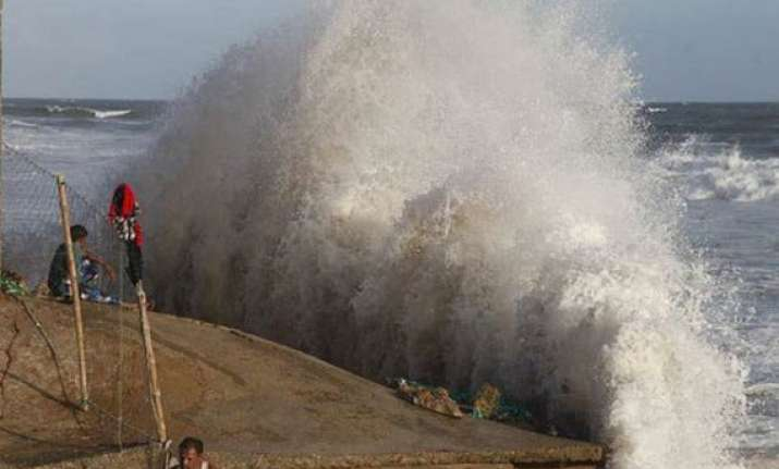 nilofar to have mild affect in rajasthan met