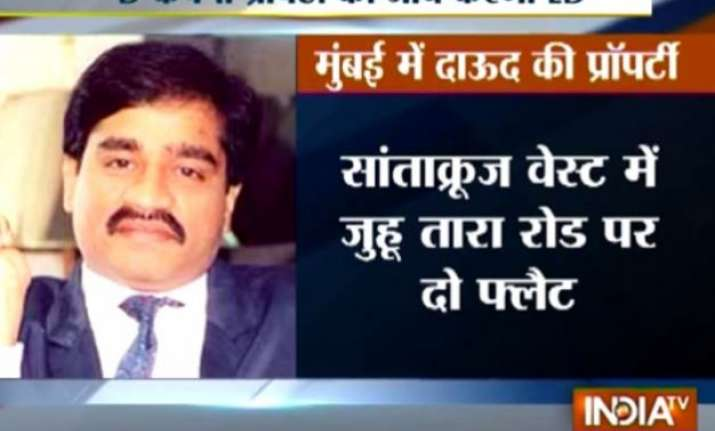 modi govt asks ed to investigate dawood ibrahim s properties