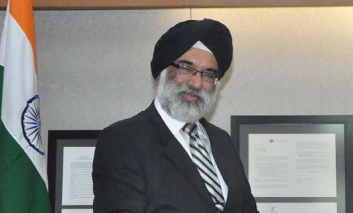 gurjit singh india s new envoy to germany