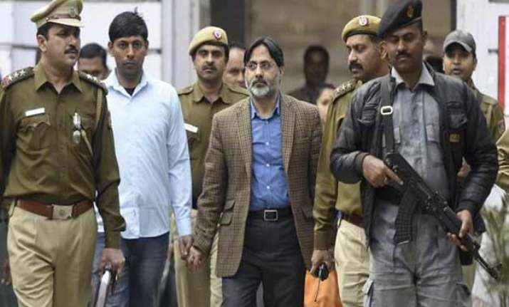 we stand with jnu students but will they stand with gilani