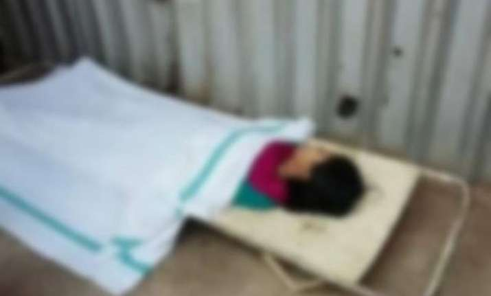 jharkhand frustrated girl commits suicide after parents
