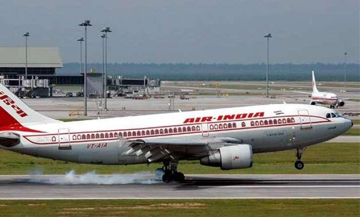 co pilot beats up captain inside cockpit of air india plane