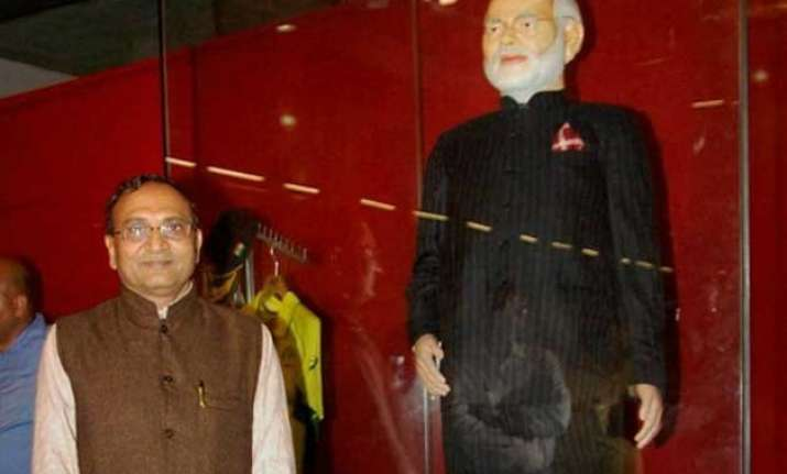 owner of modi suit to donate rs 200 crore among 10 000 girls