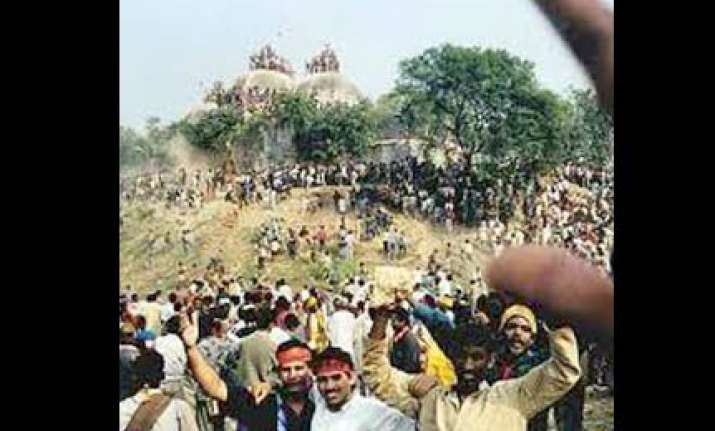 ayodhya verdict govt asks states to strengthen security