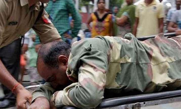 bsf jawan injured in firing by pakistan rangers