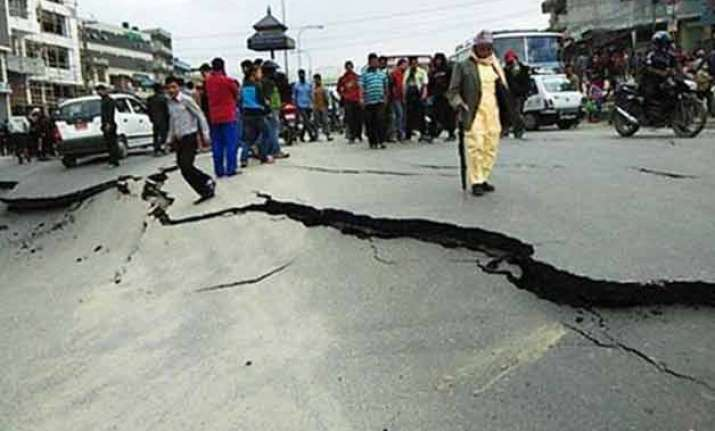 guwahati srinagar at highest earthquake risk