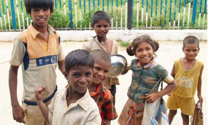 india s rank improves to 55th position on global hunger