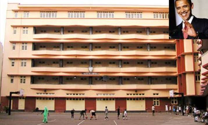 mumbai s holy name school gears up to welcome obama