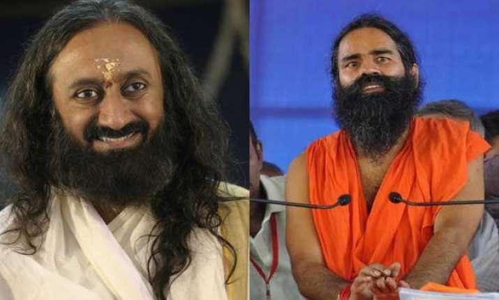 sri sri ravi shankar swami ramdev decline padma awards