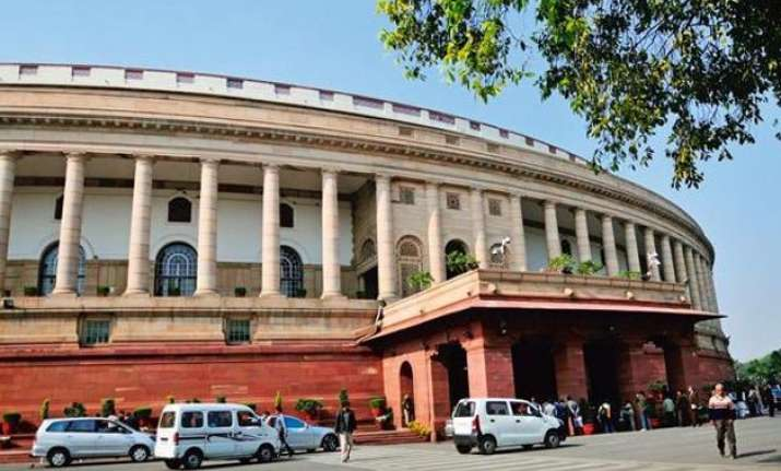 govt mulls 2 day parliament session for gst bill passage
