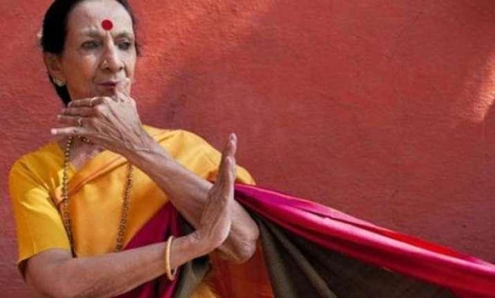 renowned dancer mrinalini sarabhai no more