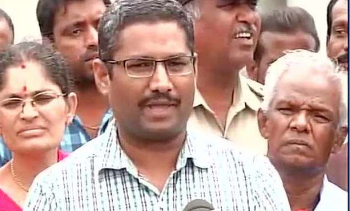 we were treated with respect karnataka teacher released by