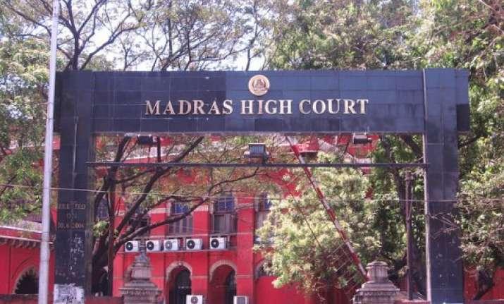 madras hc complete process of sanctioning principals asst