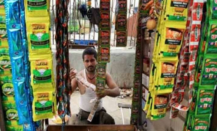 all forms of chewable tobacco banned in delhi from today