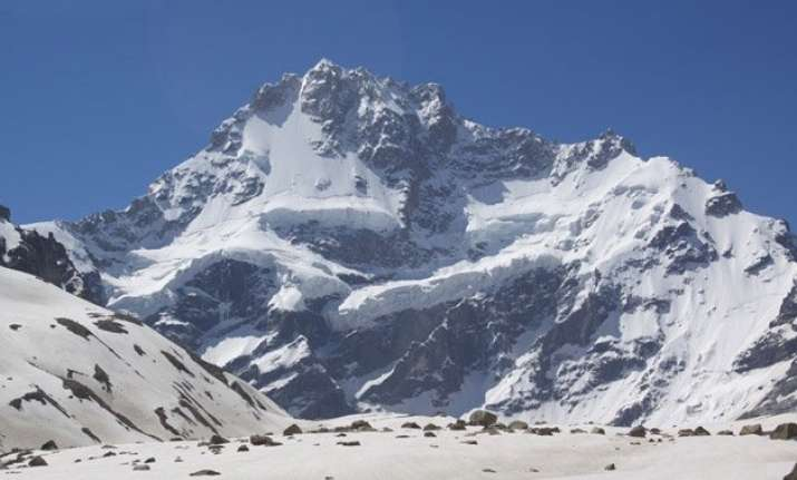 himalayan peak 5260 set to be named after mountaineer