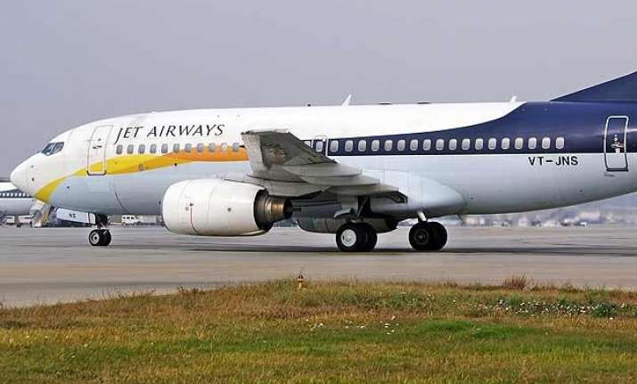 jet airways flight diverted to muscat following bomb scare
