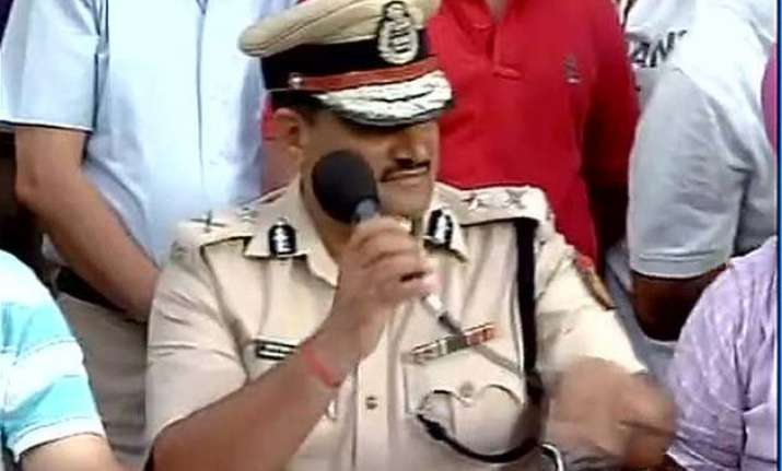 orop delhi police regrets aug 14 crackdown on protesting ex