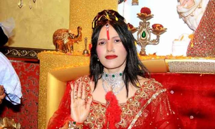 dowry case radhe maa gets anticipatory bail police