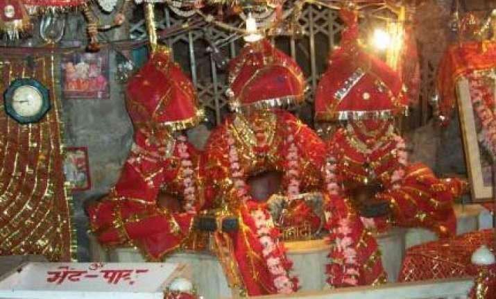 mata vaishno devi shrine gears up for navratra festival
