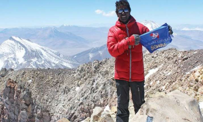 mountaineer mastan babu s body to be brought home in couple