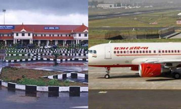 air india plane makes emergency landing in kochi
