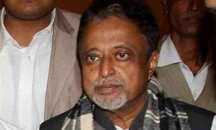 a defiant mukul gives jitters to tmc leadership