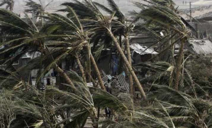 12 districts very highly prone to cyclones study