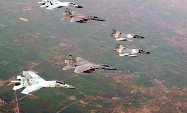 iaf to provide aerial protection to major cities