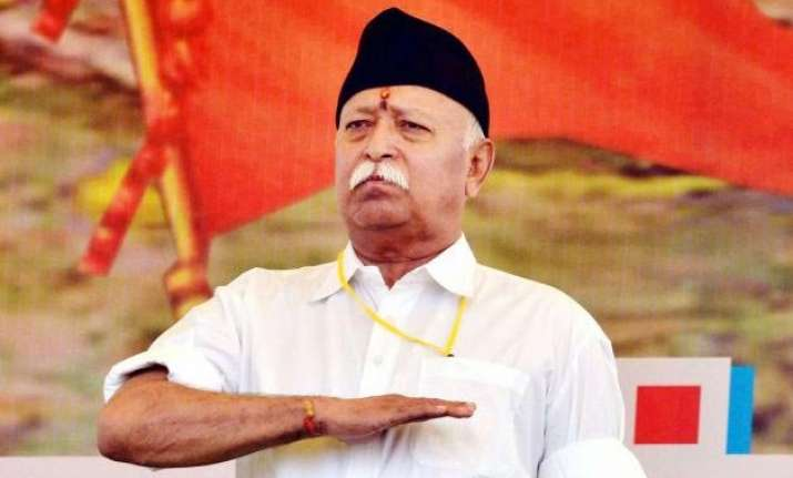 mohan bhagwat moots non political committee to decide on
