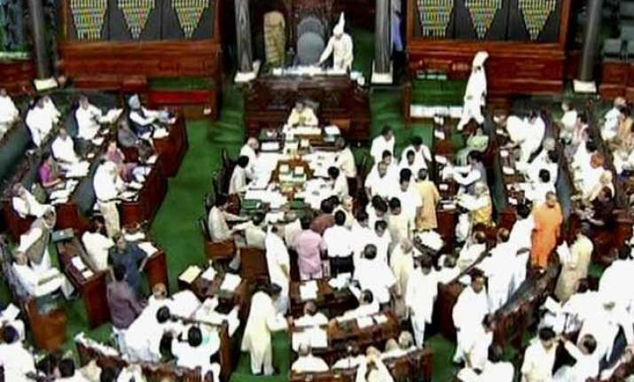 lok sabha registers 121 productivity during budget session