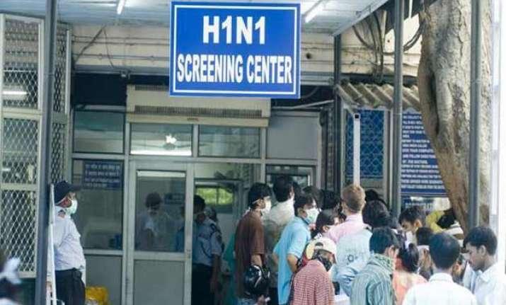 119 fresh cases of swine flu in delhi