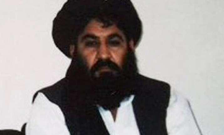 new taliban chief escorted maulana masood azhar after his