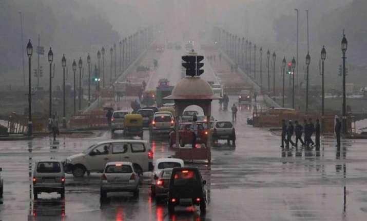 extreme humid conditions persist as rains lash the city