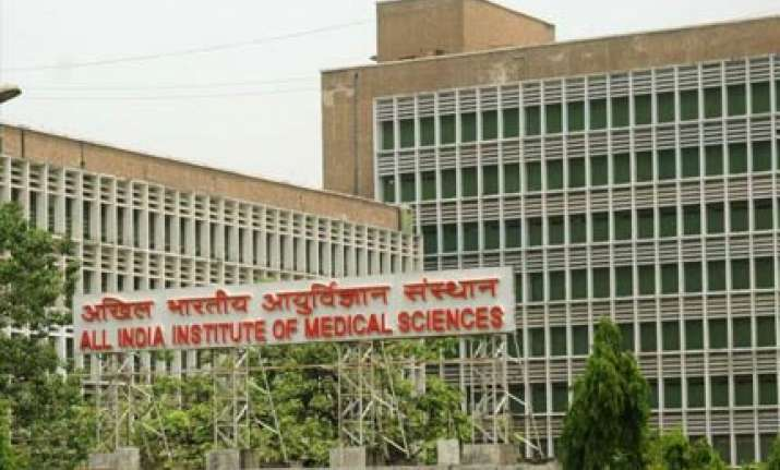 aiims becomes dengue den one dead