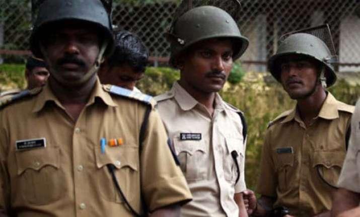 road blockade demanding arrest in hit and run case