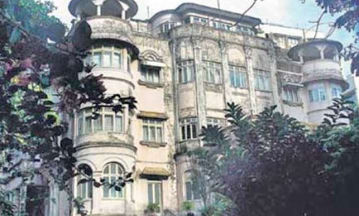 mumbai s last palace sold to a builder