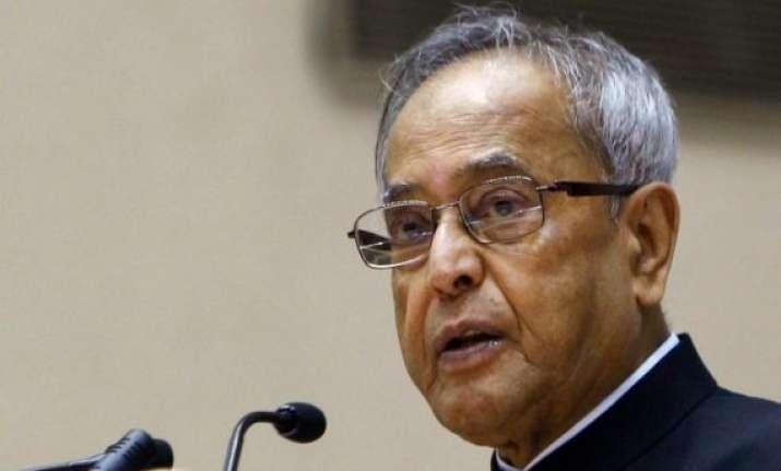 patna stampede president pranab mukherjee condoles the loss
