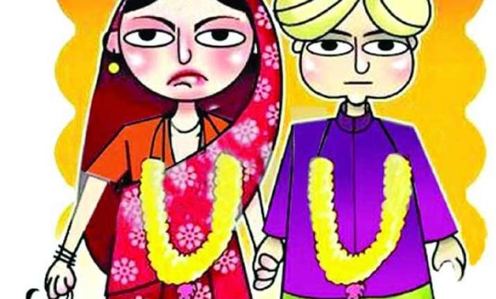 recently released census 2011 data says 33 of women married