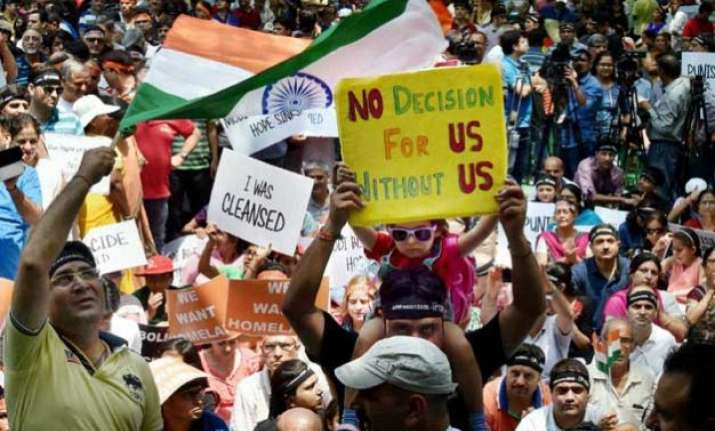 why india failed to hear cries of kashmiri pandits for 26