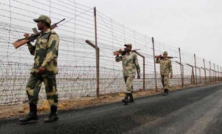 pakistan violates ceasefire along ib in samba targets bop