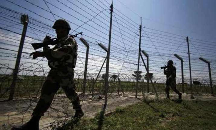 pakistan violates ceasefire again in jammu second in 24