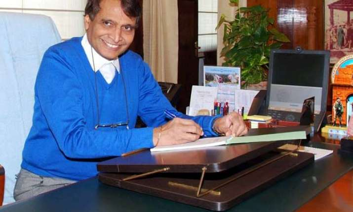 railway minister for staggered work hours to combat