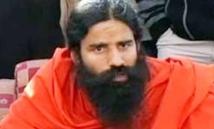 swami ramdev alleges massive corruption in cwg