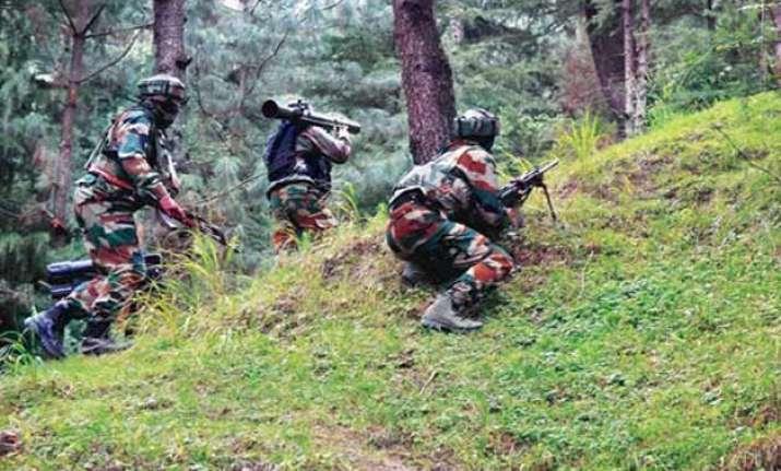 fresh ceasefire violation by pakistan in jammu