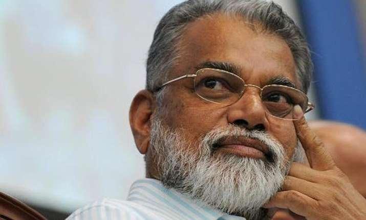 cbi examines former isro chief radhakrishnan in antrix