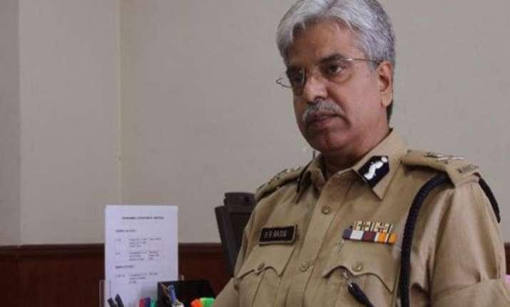 policemen must not lose temper under pressure bassi