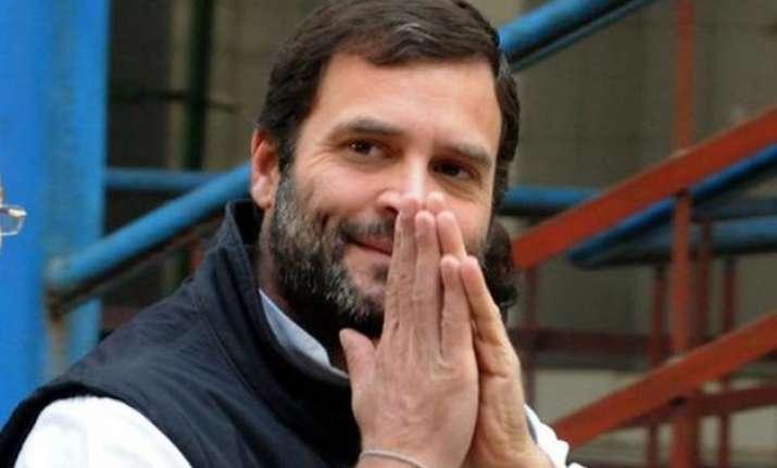rahul gandhi to embark three day visit to j k 6 other