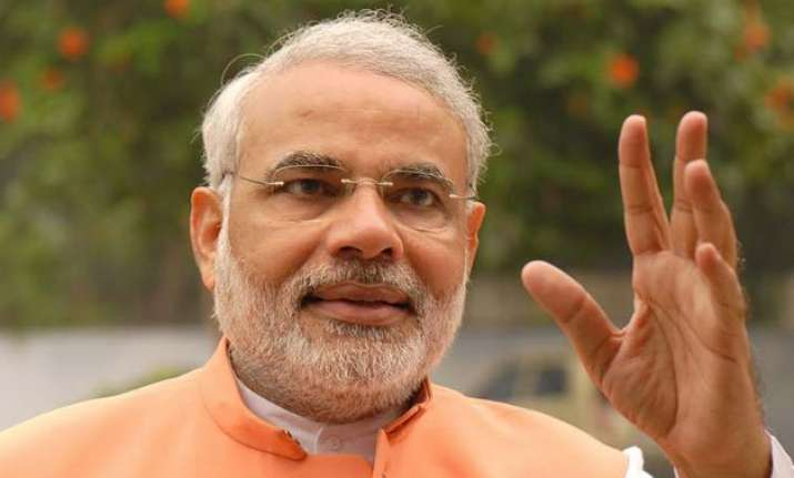 pm modi extends wishes on foundation day of gujarat
