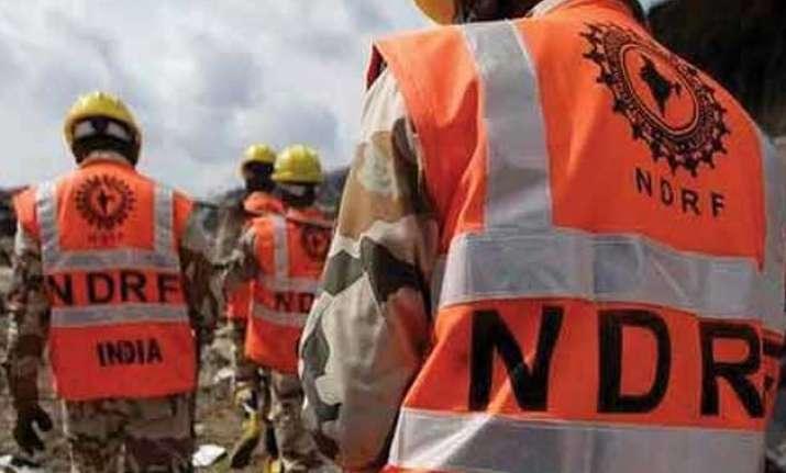 ndrf puts on alert after earthquake rajnath singh