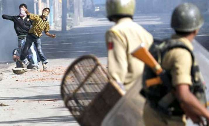 curfew imposed across kashmir valley